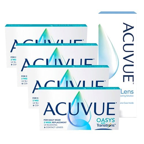 acuvue aosys with transitions len fiyatı