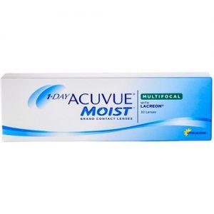 Acuvue Moist Multifocal, multifocal lensler, 1 day acuvue moist multifocal