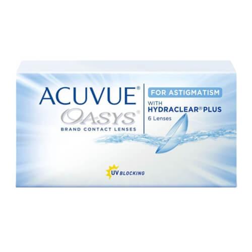 Acuvue Oasys For Astigmatism fiyat, acuvue oasys astigmat lens fiyatları, astigmatlı lensler