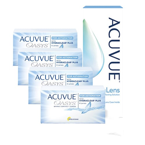 acuvue oasys for astigmatism Lens Fiyatı, astigmatlı lensler, oasys toric lens