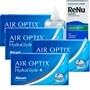 Air Optix Plus HydraGlyde set