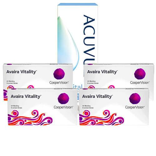 avaira vitality lens fiyatı