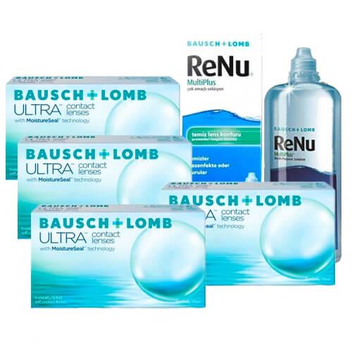 Bausch and Lomb Ultra kampanya