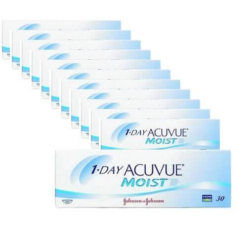 1 day acuvue moist 12 kutu