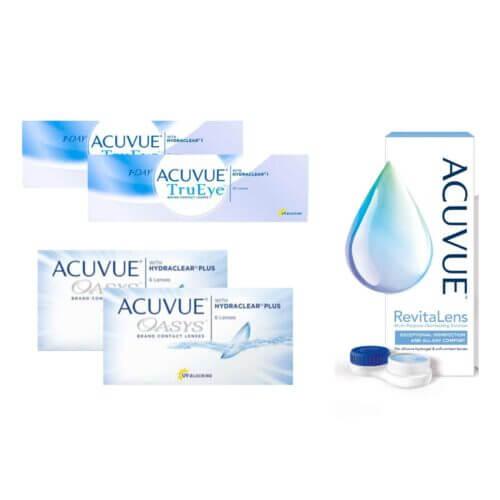 acuvue oasys + acuvue trueye