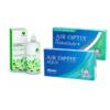 air optix aqua + air optix hydraglyde for astigmatism