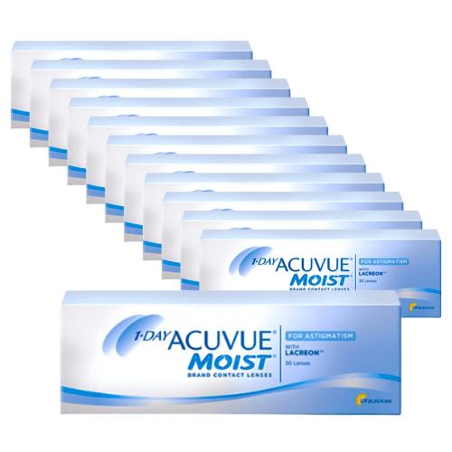 acuvue moist for astigmatism 12 kutu