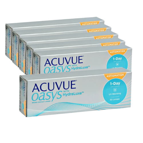 Acuvue Oasys 1-Day for Astigmatism 6 Kutu